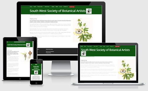 South West Society of Botanical Artists (SWSBA)