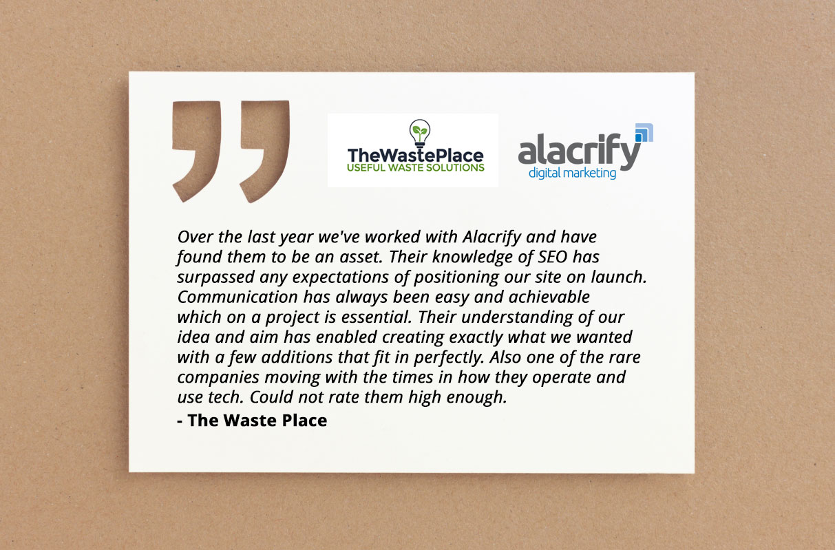 Thrilled by Super Review of our Services